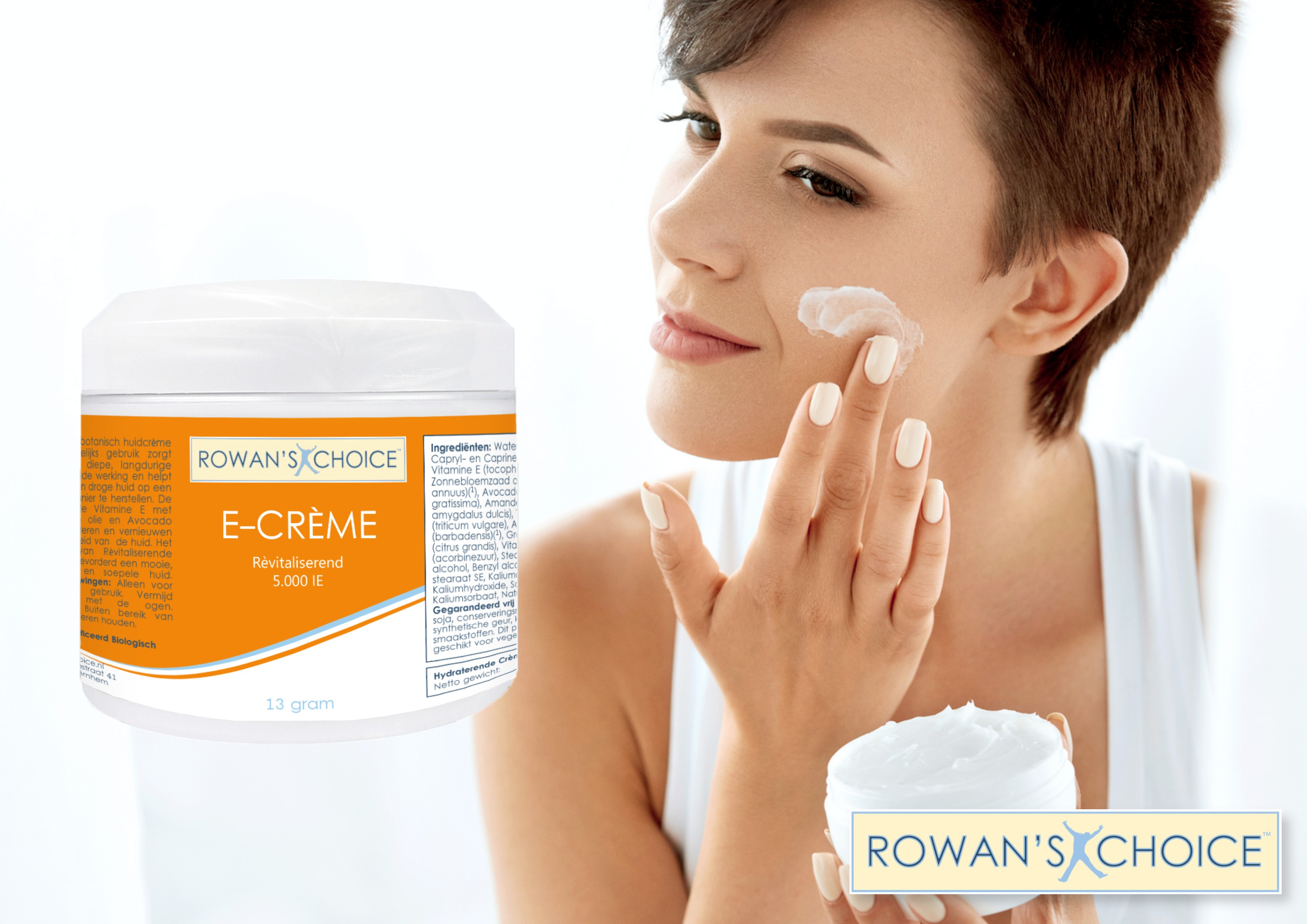 vitamine e huid